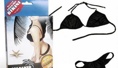 Rozpuszczalne bikini narzędziem zemsty
