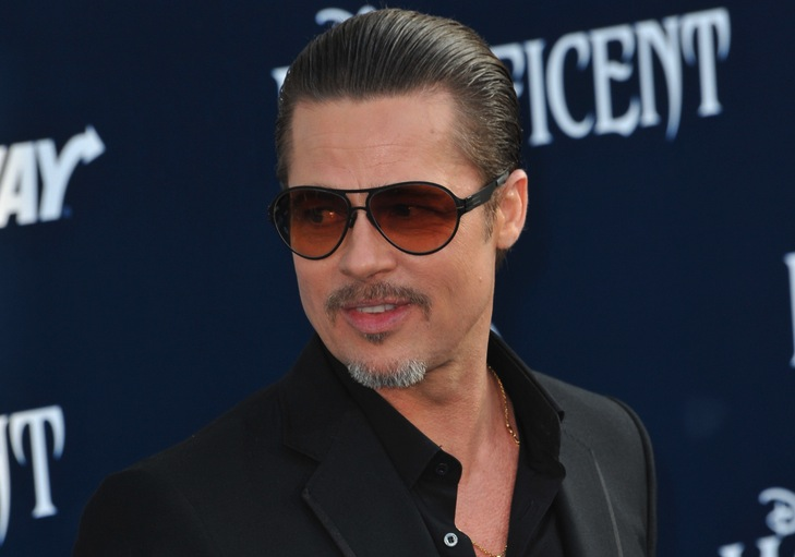 Brad Pitt będzie gwiazdą \