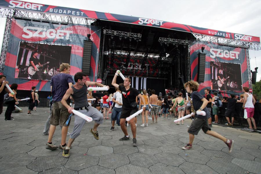 Sziget Festiwal 2011