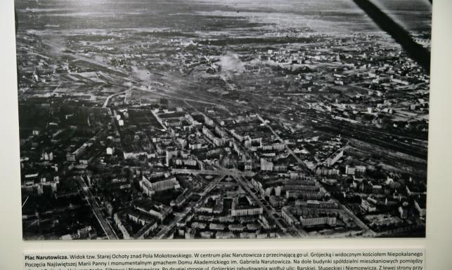 ZOBACZ niepublikowane zdjęcia Warszawy. Zrobiła je Luftwaffe w 1939 roku