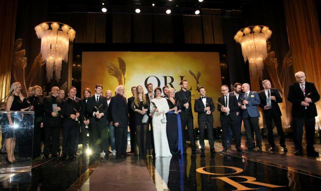 Laureaci Polskich Nagród Filmowych Orły 2015