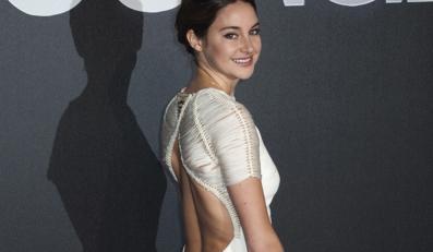 """Shailene Woodley na premierze """"Zbuntowanej"""" w Londynie"""