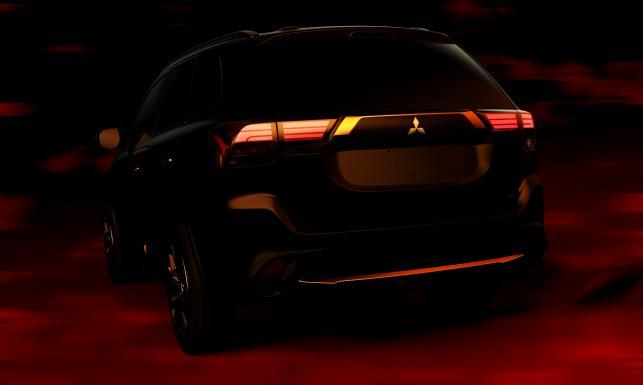 Nowy SUV prosto z Japonii! Tak wygląda nowy mitsubishi outlander. ZDJĘCIA