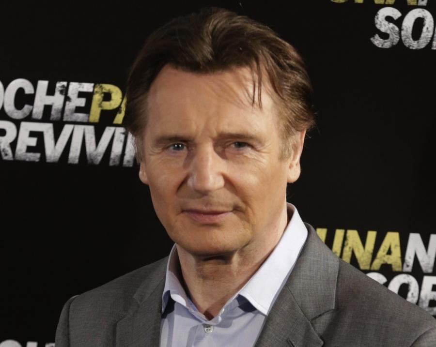 Liam Neeson zabiega o rolę w \