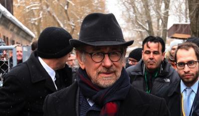 "Steven Spielberg zekranizuje książkę ""Player One"""