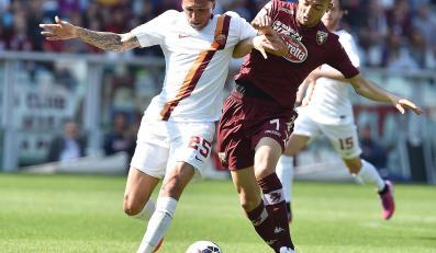 Omar El Kaddouri i Jose Holebas