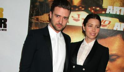 Justin Timberlake i Jessica Biel są już rodzicami
