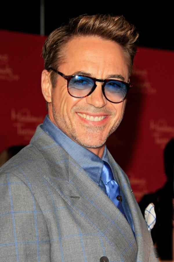"Robert Downey Jr. na premierze filmu ""Avengers: Czas Ultrona"""