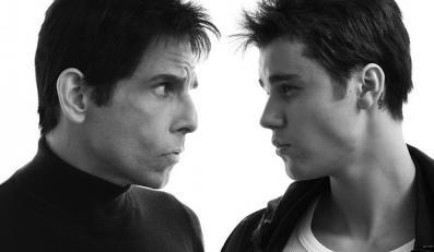 Ben Stiller i Justin Bieber jak bracia?