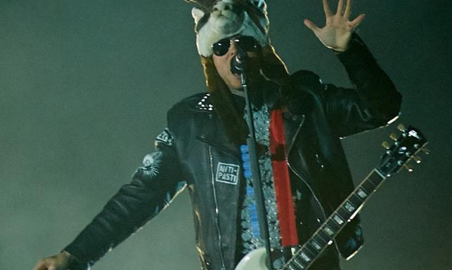 Joker zaśpiewał w Gdańsku! Thirty Seconds to Mars na koncercie w Polsce [ZDJĘCIA]