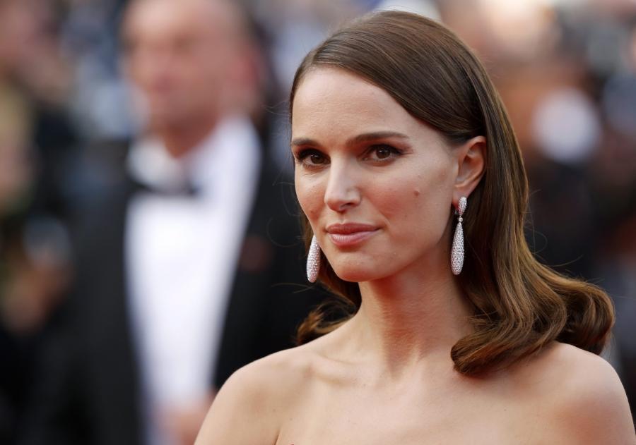 Natalie Portman na festiwalu w Cannes