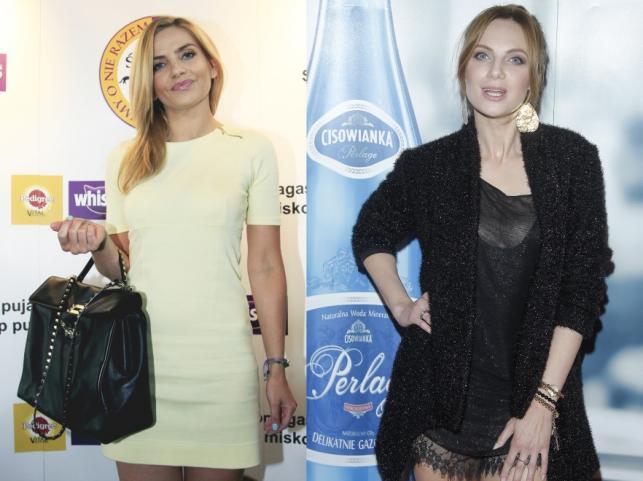 Maja Frykowska i Sylwia Gliwa