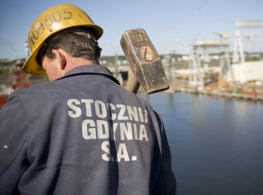 Czy Katarczycy zapłacą dziś za stocznie?