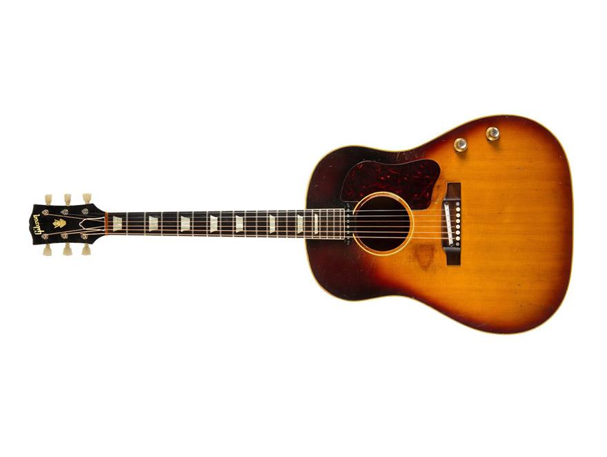 Gitara Lennona –skarb odnaleziony po latach