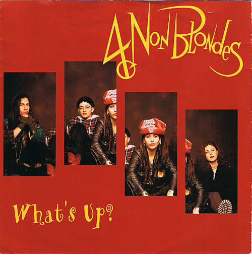 "4 Non Blondes – ""What's Up"""