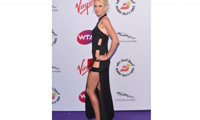Radwańska na Wimbledonie pokazała sporo ciała. ZDJĘCIA