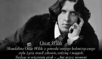 """Oscar Wilde / """"Sekretne życie pisarzy"""" / Waszawskie Wydawnictwo Literackie MUZA SA"""