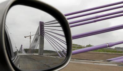 Mszana - most na autostradzie A1