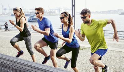 Lidl kolekcja do biegania lato 2015