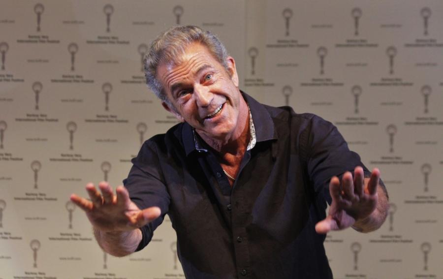 Mel Gibson w nowej roli