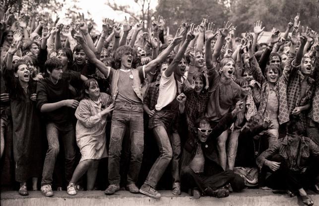 Jarocin na archiwalnych zdjęciach: 1982, czyli III Ogólnopolski Przegląd Muzyki Młodej Generacji