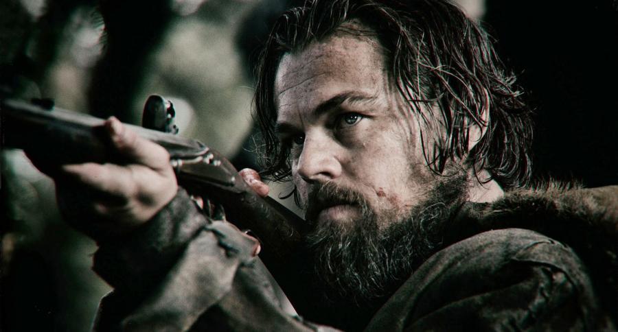 Leonardo DiCaprio chce przetrwać