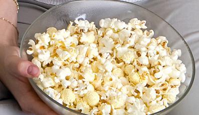 Popcorn jest równie zdrowy jak warzywa?