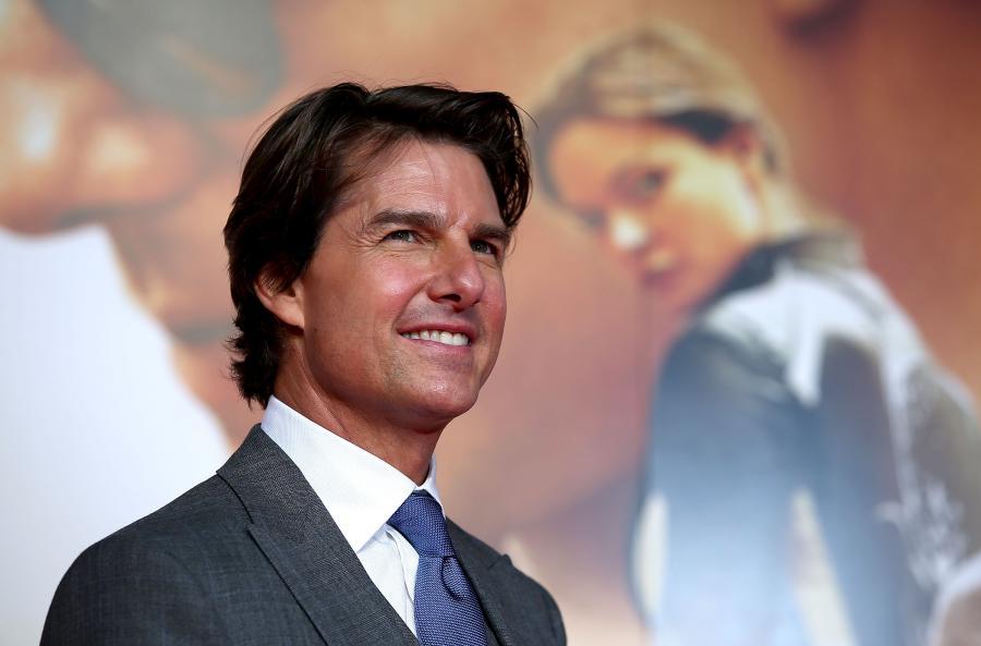 Tom Cruise będzie ojcem dla Daniki Yarosh
