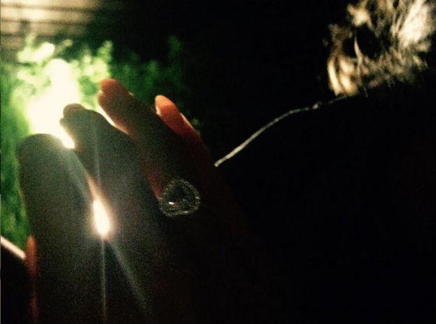 pierścionek zaręczynowy Dody