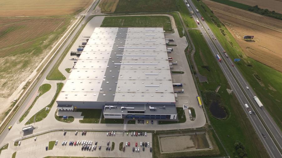 W Komornikach pod Poznaniem otwarto nowe centrum logistyczne, należące do Volkswagen Group Polska