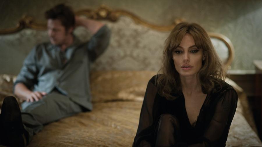 Angelina Jolie i Brad Pitt razem w życiu i \