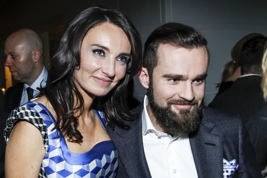 Dominika Kulczyk i Sebastian Kulczyk
