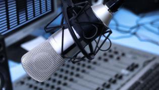 Studio radiowe - zdjęcie ilustracyjne