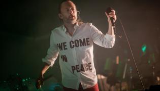 Thom Yorke rozstał się z partnerką