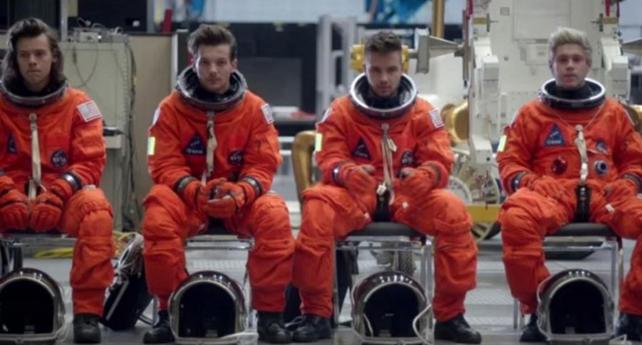 One Direction w teledysku do \