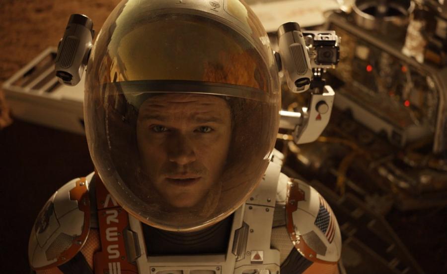 Matt Damon wciąż żyje i nie przestaje walczyć