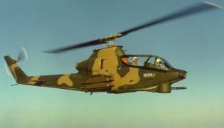 Bell 209 prototype