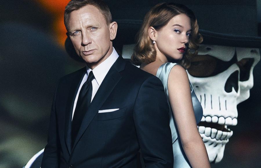 007, Léa Seydoux i czaszki na nowych plakatach \