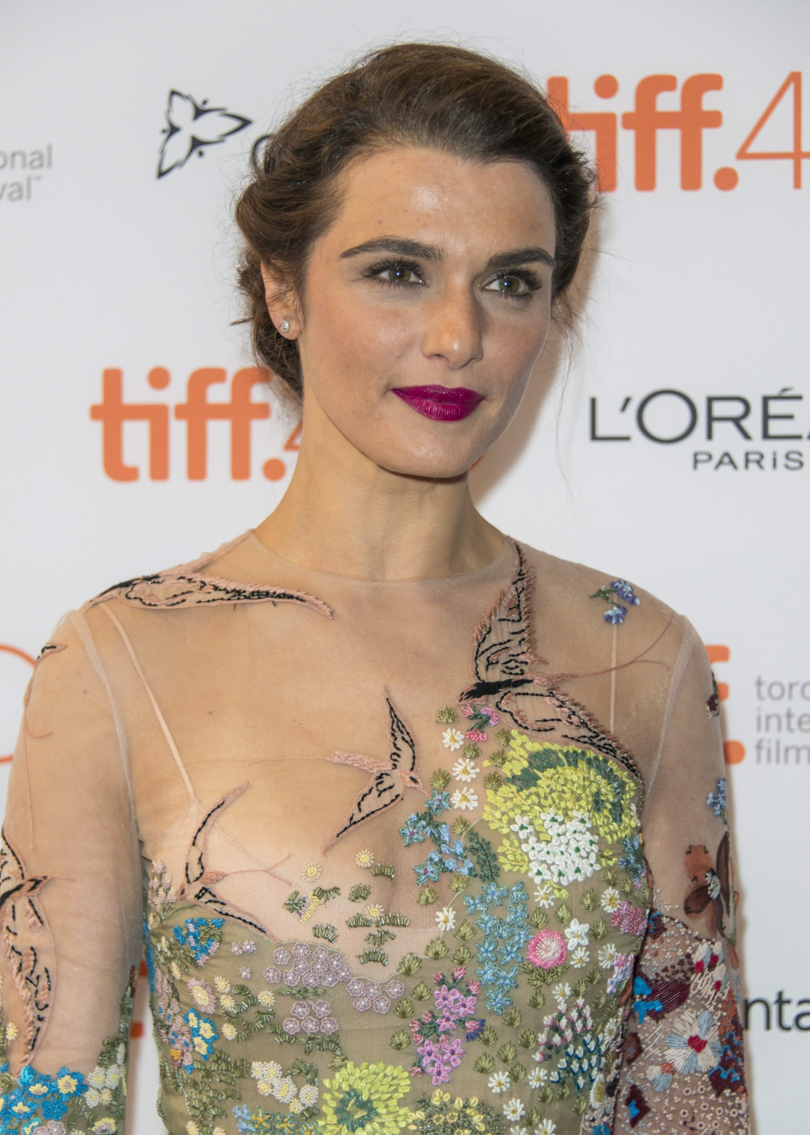 Rachel Weisz na Toronto International Film Festival