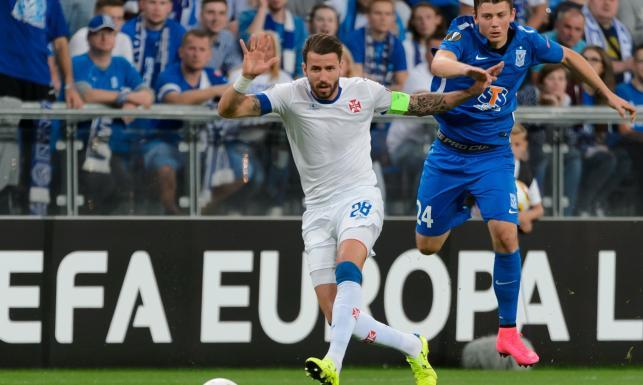 Liga Europy: W Poznaniu bez goli. Lech zremisował z Belenenses