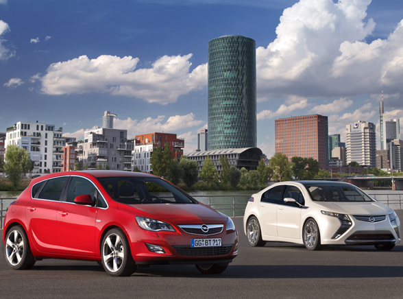 Opel ma auto, któremu prądu nie zabraknie