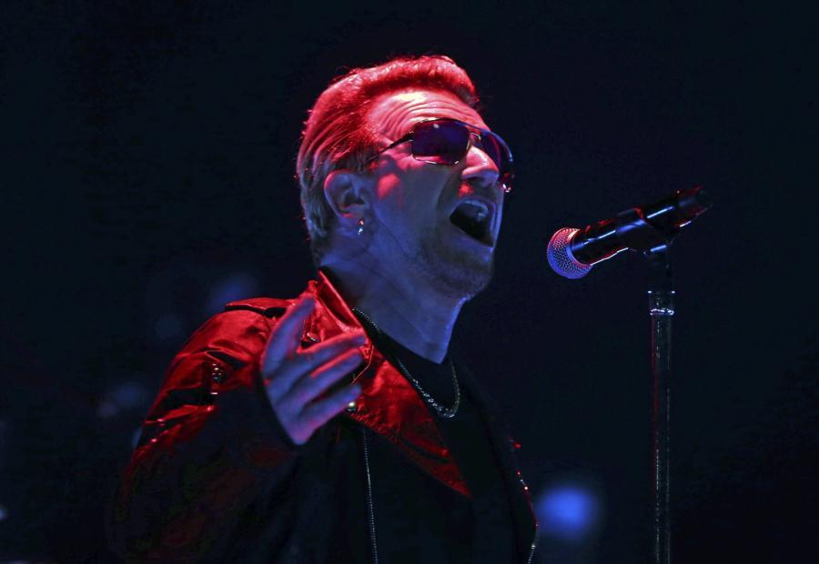 2. U2 – 1,67 miliarda dolarów