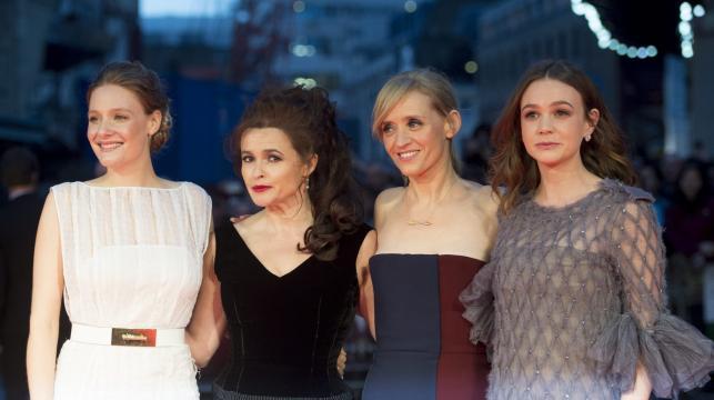 """Filmowe """"Sufrażystki"""": Romola Garai, Helena Bonham Carter, Anne Marie Duff i Carey Mulligan"""