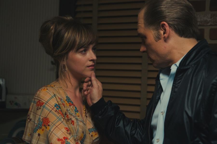 """Dakota Johnson i Johnny Depp w filmie """"Pakt z diabłem"""""""