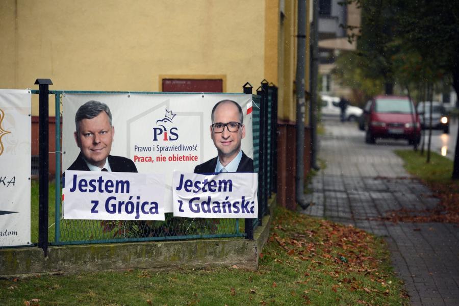 Postawili Na Debaty Plakaty I Makijaż Radomska Kampania Z