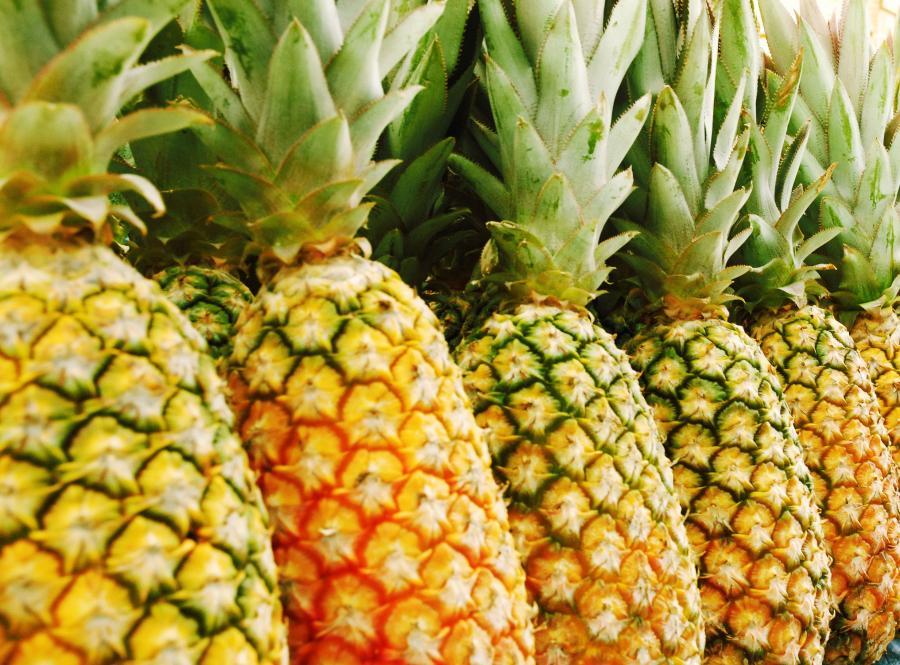 Ananas zapobiega infekcjom, wspiera leczenie