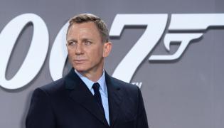 """Daniel Craig na premierze """"Spectre"""" w Berlinie"""