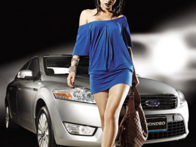 Ford Mondeo i Quynh Thy, 25-letnia, wietnamska modelka