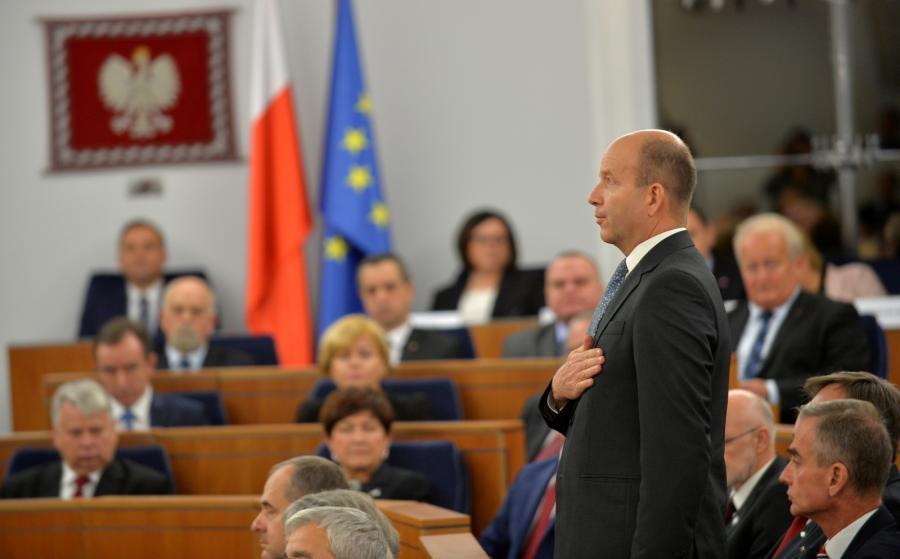 Konstanty Radziwiłł - minister zdrowia