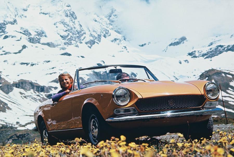 Fiat 124 Spider (1969-1982)